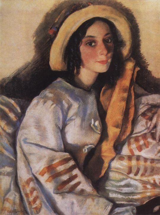 Портрет М.Х.Франгопуло.
