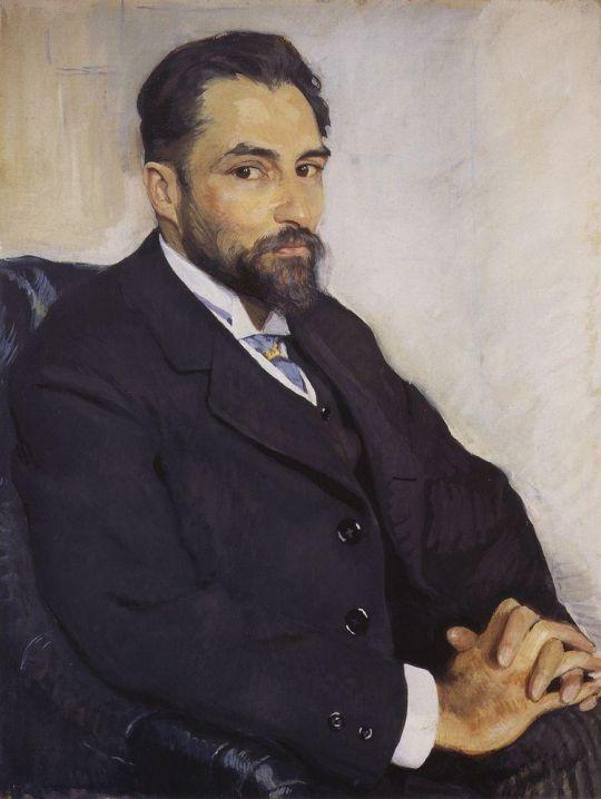 Портрет М.Н.Бенуа.