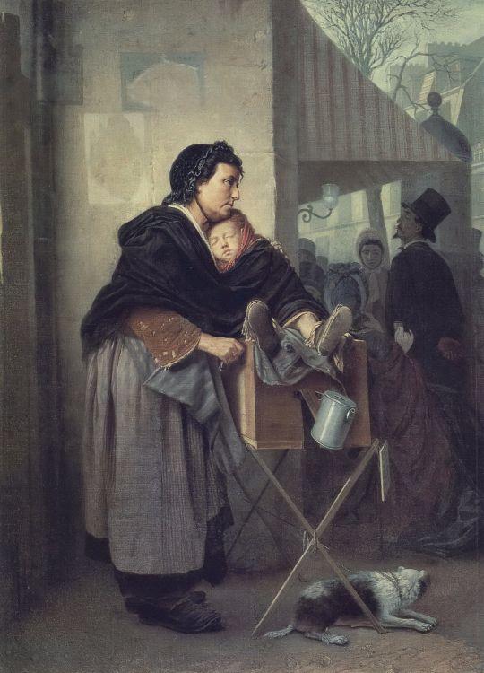 Парижская шарманщица