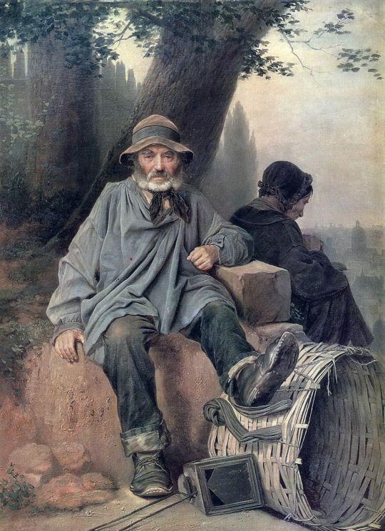 Парижские тряпичники