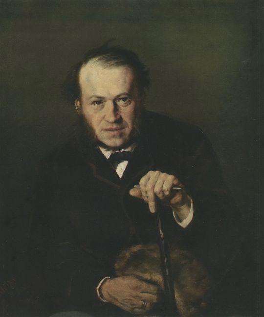 Портрет В.В.Безсонова