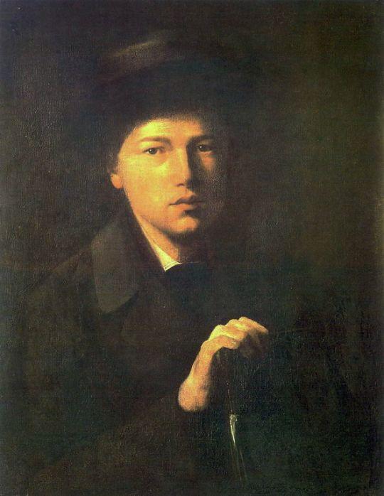 Портрет Н.Г.Криденера, брата художника