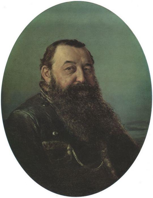 Портрет Н.Ф.Резанова