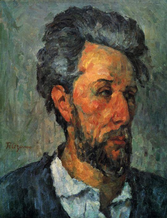 Портрет Виктора Чосквет