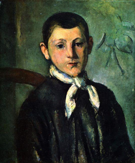 Портрет Луи Гийома