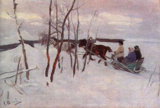 Цугом. 1911-17
