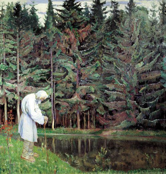 Старец. Раб Божий Авраамий. 1914-1916