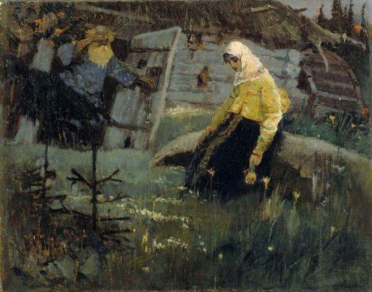 За приворотным зельем2. 1888