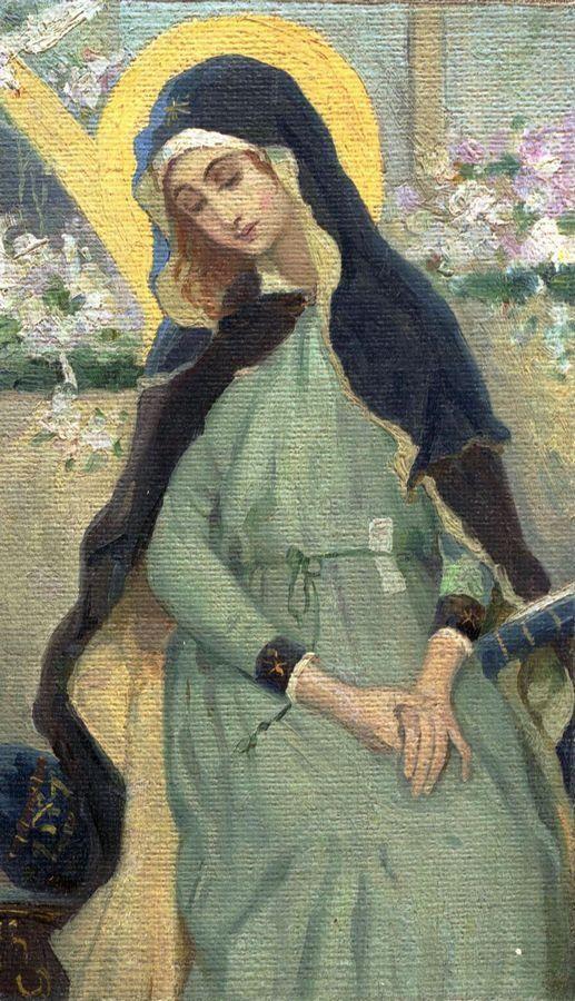 Богоматерь. 1900-1910-е