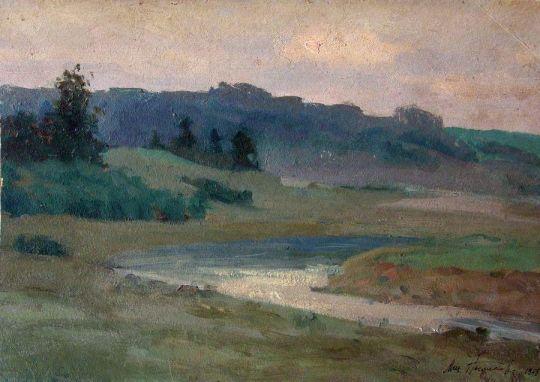 Пейзаж. 1909