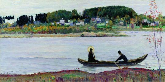 Тихие воды. 1922