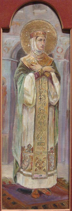 Святая княгиня Евдокия