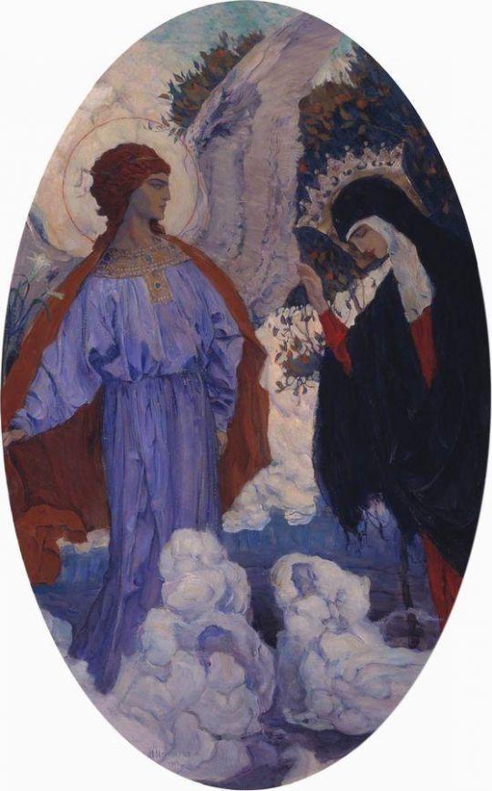 Благовещение. 1914