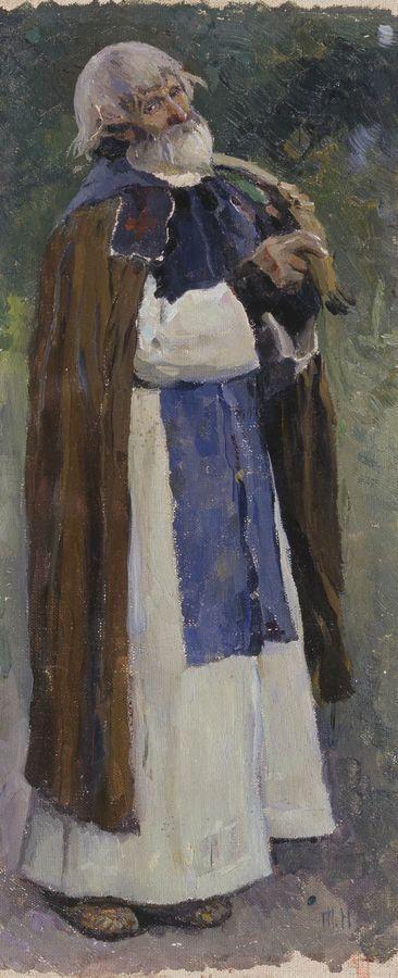 Вечерний звон (Скитник). 1909
