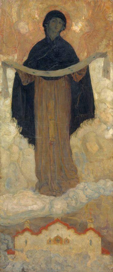 Покров Богородицы. 1910-е