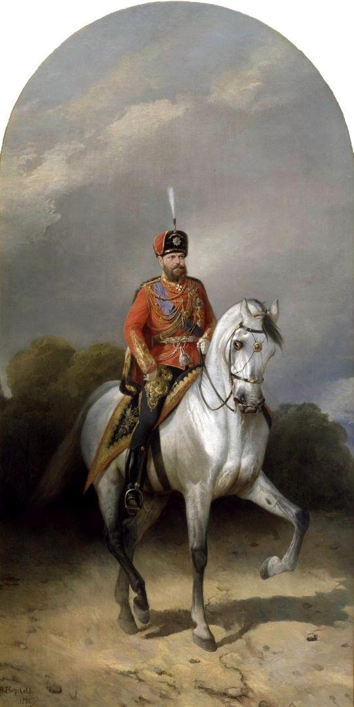 Александр III. 1881