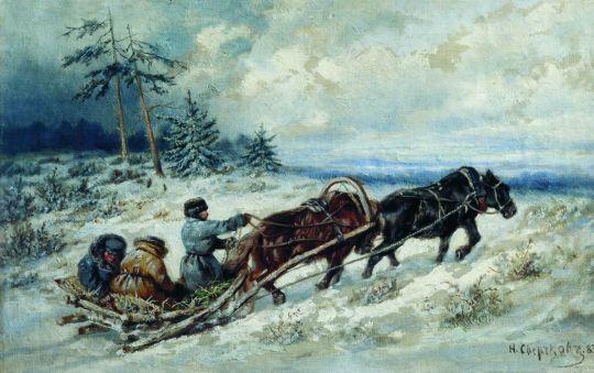 Гуськом2. 1883