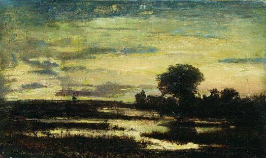 Сумерки. 1881