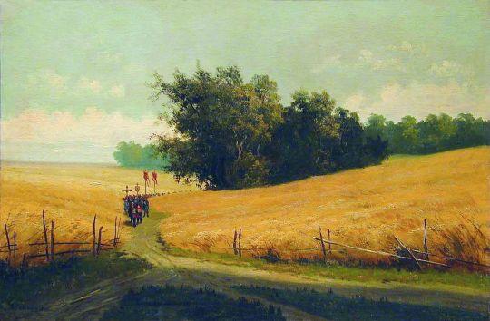 Поля. 1890-е