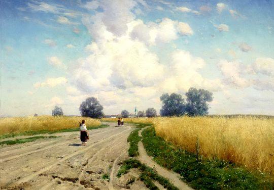 Дорога. 1899