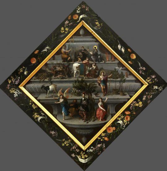 Герб палаты риторики (Антверпен, Королевский Музей искусств)