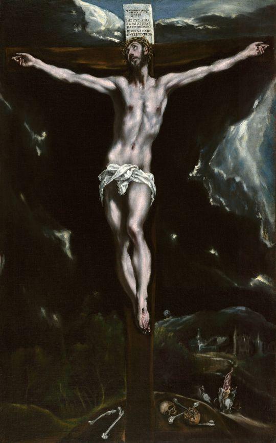Распятие (1605-1610) (Лос-Анжелес, музей Пола Гетти)