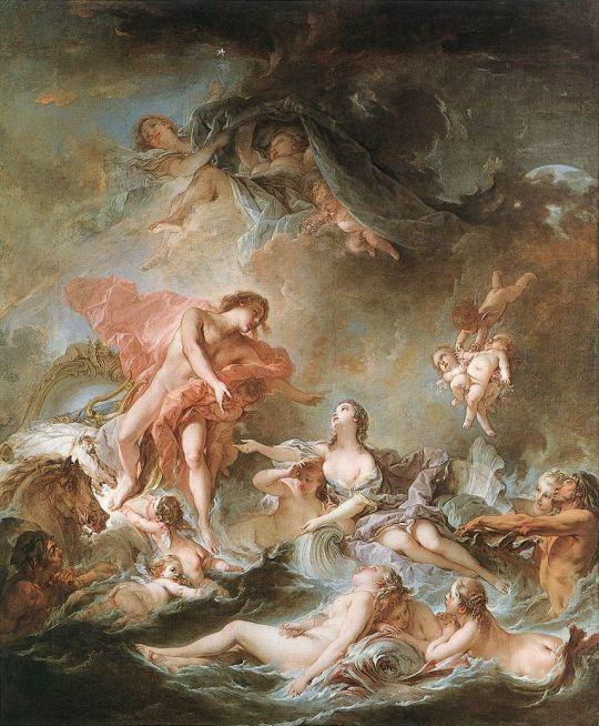 Закат солнца (1752) (318 х 261) (Лондон, Собрание Уоллеса)