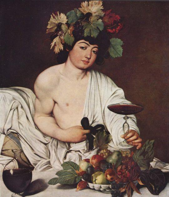Вакх, 1594