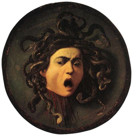 Медуза, 1597