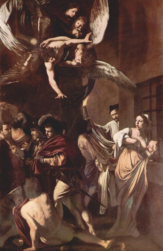 Семь деяний Милосердия, 1607