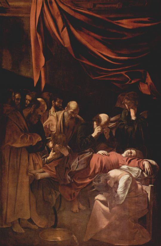Смерть Марии, 1604-1606