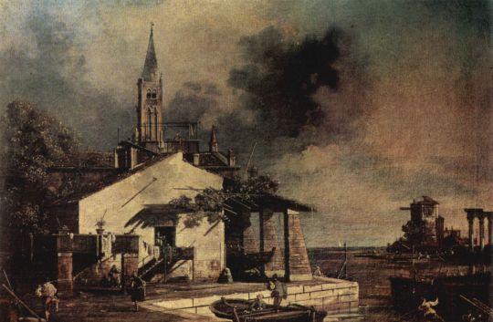 Вид на лагуну (1741)