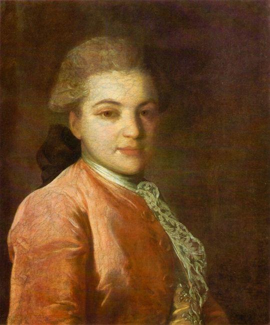 Портрет графа И.И. Воронцова. Первая половина 1770-х