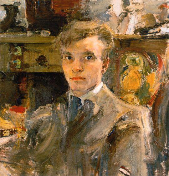 Автопортрет (1920)