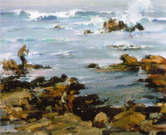 Залив Монтерей (1925)