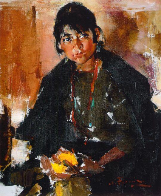 Индейская девушка (1927—1933)
