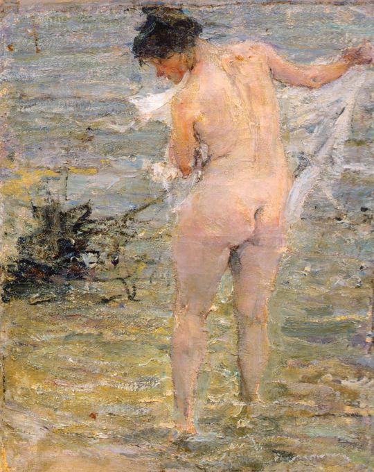 Купальщица (Не ранее 1913)