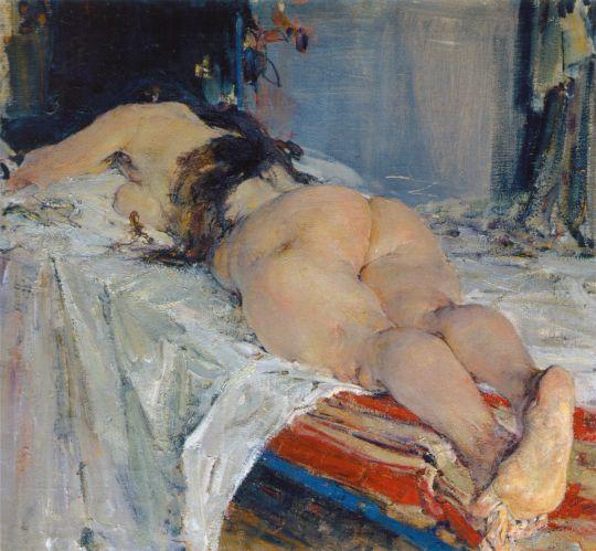 Натурщица (1910-е)