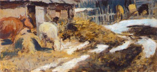 Пейзаж (1910-е)