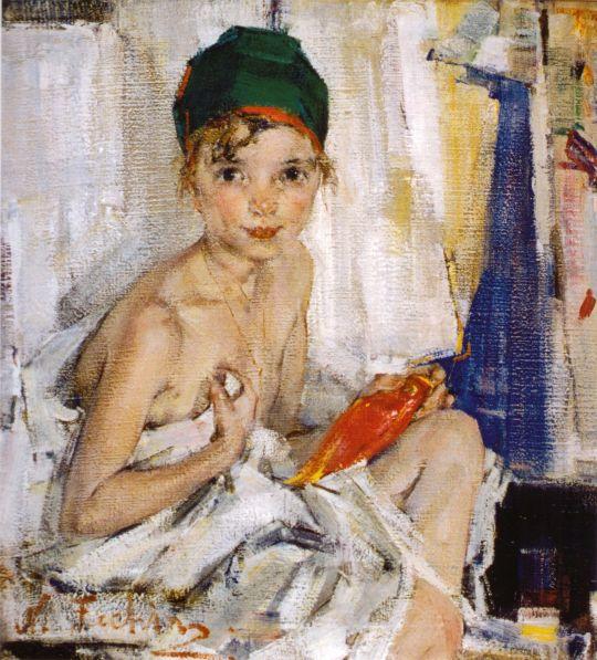 Портрет Ии (1923—1926)