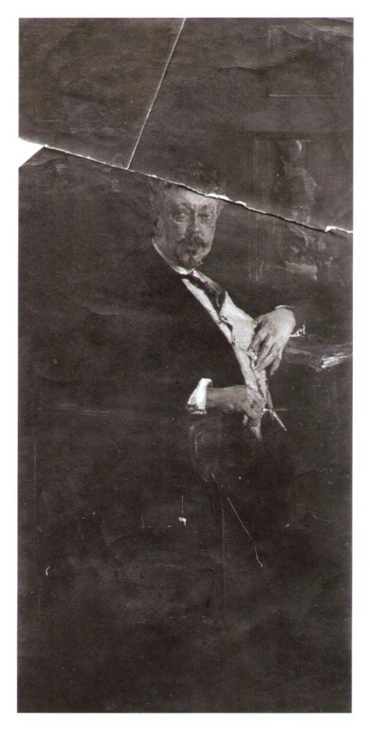 Портрет профессора Л.Л. Фофанова (1916)