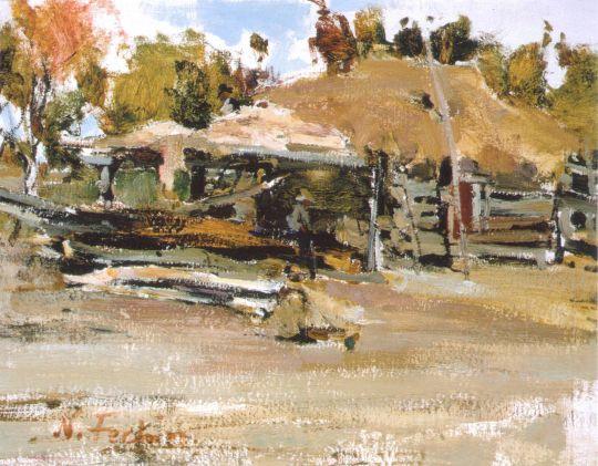 Ранчито (1927—1933)