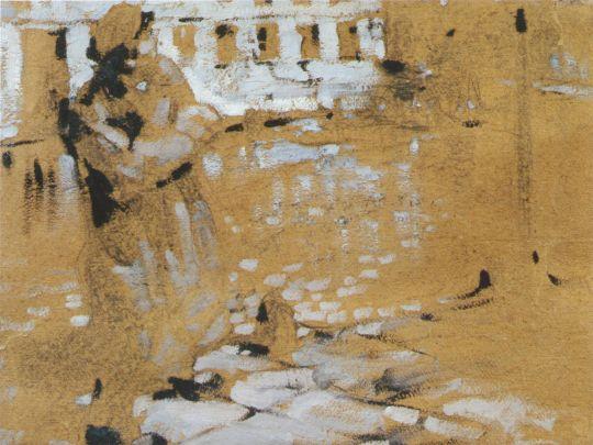 Расстрел. Эскиз (1906)