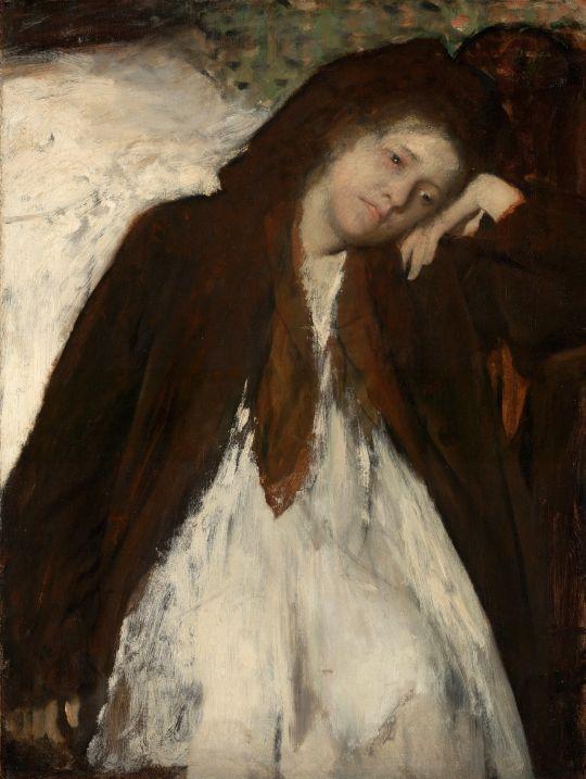 Инвалид (1872-1887) (65 х 47) (Лос-Анжелес. музей Пола Гетти)