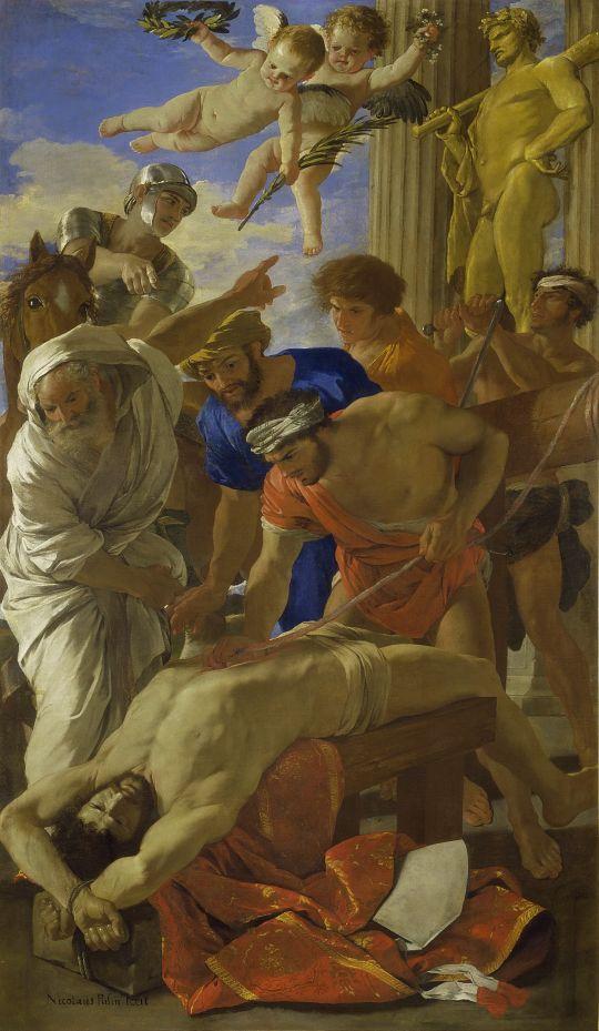 Мученичество св Эразма (1629) (320 х 186) (Ватикан, Пинакотека)