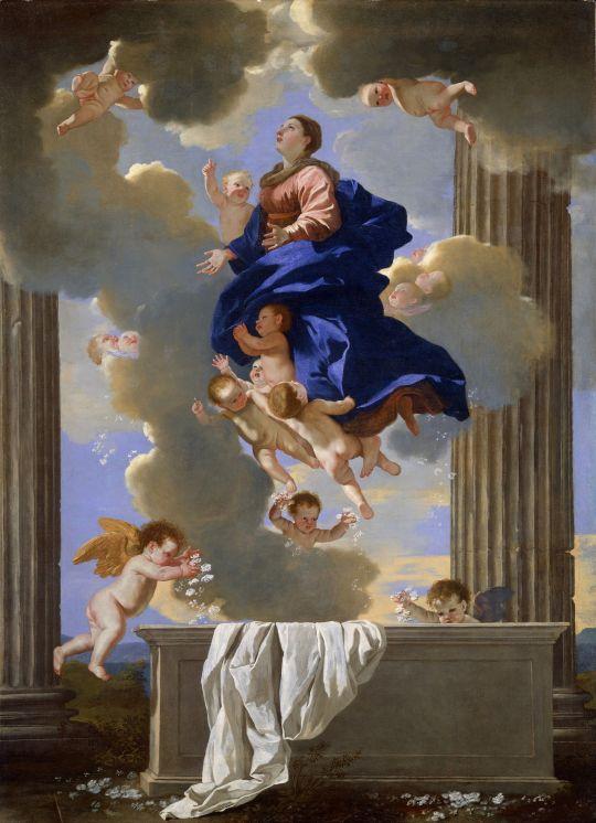 Успение Богоматери (1630-1632) (134.4 х 98.1) (Вашингтон, Нац. галерея)
