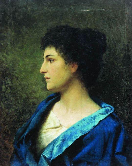 Гречанка. 1877
