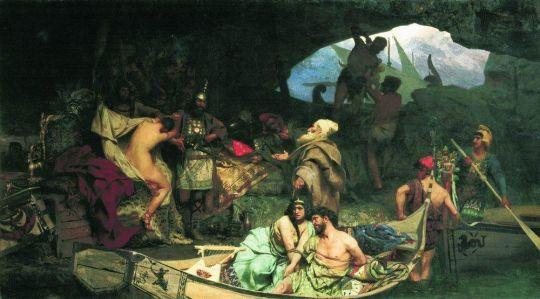 Корсары. 1880