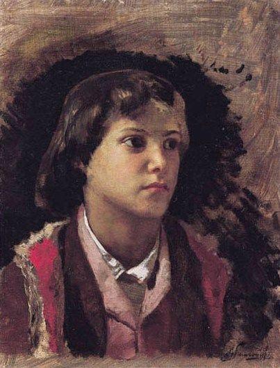 Мальчик из Сабин Хилс. 1889
