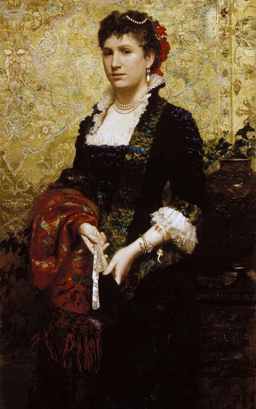 Принцесса Мария Любомирская